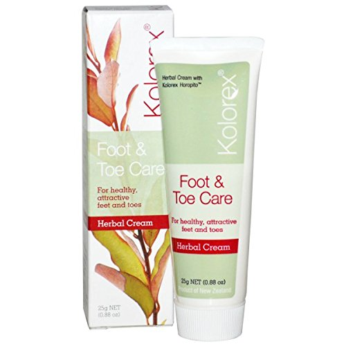 Nature's Sources Kolorex Foot and Toe Care -- 25 g