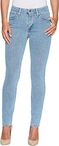 Levi's Women's 721 High Rise Skinny Jeans, Vintage Blues, 25 (US 0) (Five Button Vintage Jeans)