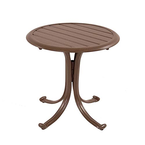 Panama Jack Outdoor PJO-1001-ESP-ET Island Breeze End Table, 19