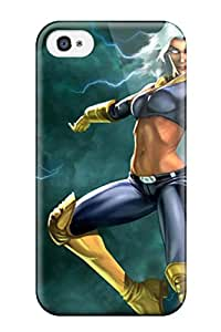 Top Quality Protection X Men Storm Case Cover For Iphone 4/4s