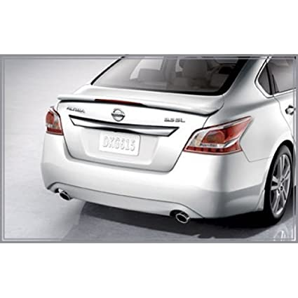 Amazon 2013 Nissan Altima Sedan Rear Spoiler Pearl White