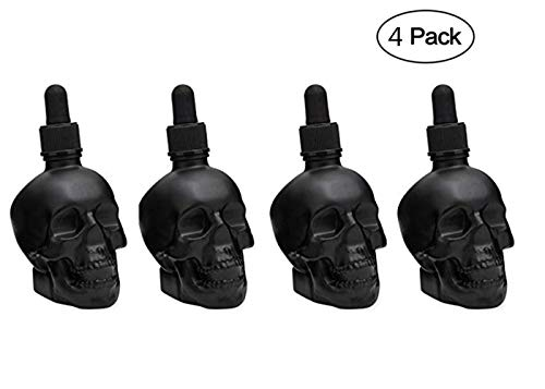 Skull Bitter Bottle - 2 oz/ 60ml Dasher