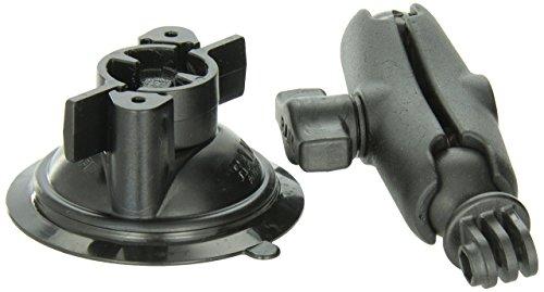 - RAM MOUNTS (RAM-B-166-GOP1 Twist Lock Suction Cup Mount with Custom Gopro Hero Adapter