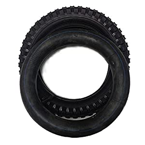Razor MX350 & MX400 Dirt Rocket Tire & Inner Tube Set