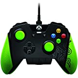 Razer Wildcat - eSports Customizable Premium Controller for Xbox One and Windows 10 PC - 4 Programmable Buttons