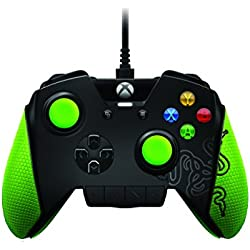 Razer Wildcat eSports Customizable Premium Controller for Xbox One W/ 4 Programmable Buttons