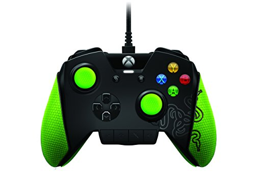(Razer Wildcat eSports Customizable Premium Controller for Xbox One  W/ 4 Programmable Buttons)