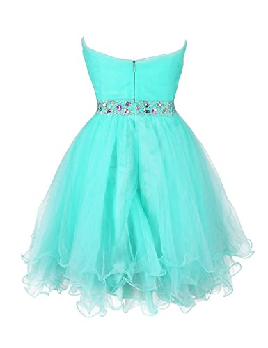 Burgundy Prom Short Beaded Homecoming Gown Bridal Bess Women's Ball Dress YZ7twzx1q