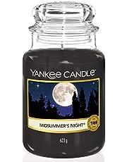 Yankee Candle Świeca zapachowa w szkle (duża)   Midsummer's Night   czas palenia do 150 godzin