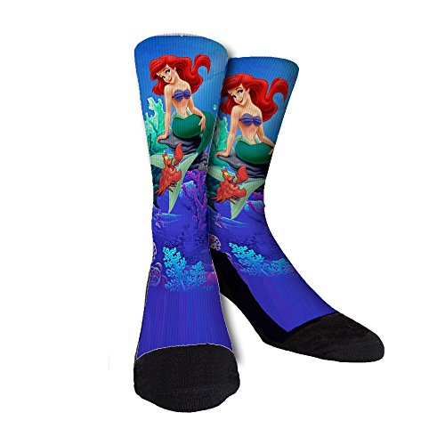 Just Sockz Little Mermaid Socks Medium