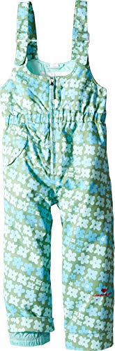 Obermeyer Kids Baby Girl's Snoverall Print Pants (Toddler/Little Kids/Big Kids) Flowerful Print 8 ()