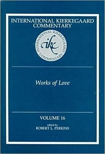 Reddit Libros en línea: Works of Love (International