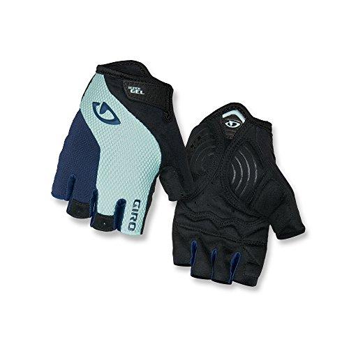 Giro Strada Massa Gel Road Bike Gloves Mint/Midnight L