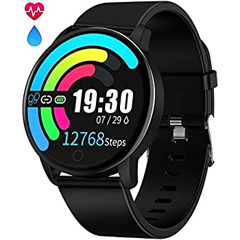 Amazon.com: Amerzam Smart Watch for Android iOS Phones ...