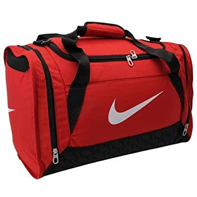 8296c3c456fe Nike Brasilia Small Grip Bag - Red  Amazon.fr  Chaussures et Sacs
