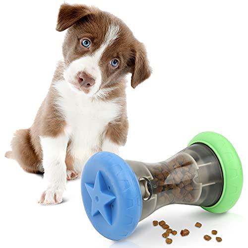Iokheira Hundespielzeug Intelligenz Futterspielzeug Intelligenzspielzeug für Welpe Kleine Hunde und Katzen, Stabil…