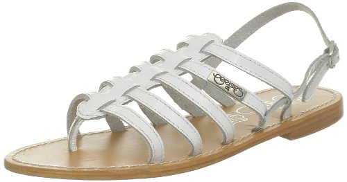 Para Blanco Temps Des Cuero Le Mujer De Zapatillas Deporte Cerises vernis blanc White z0Fgdq