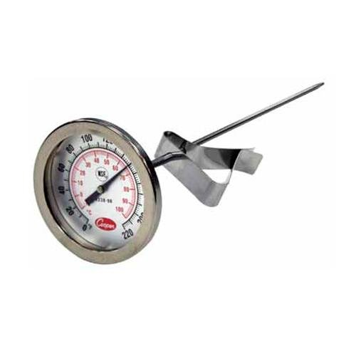 Cooper-Atkins 2238-06-3, Stem Test Thermometer (12 items per lot) by cooper