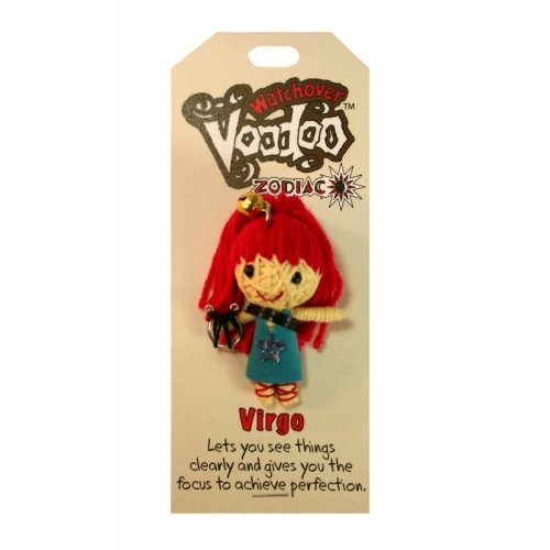 [Watchover Voodoo Virgo Doll, One Color, One Size] (Voodoo Doll Costume Child)