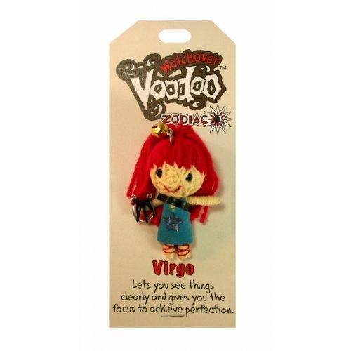 Children's Voodoo Doll Costume (Watchover Voodoo Virgo Doll, One Color, One Size)