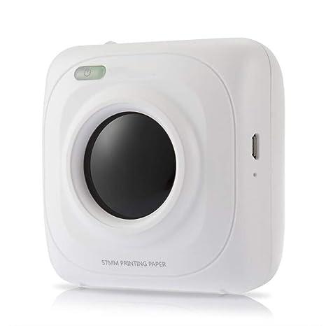 Impresora Fotográfica Térmica, Portátil Bluetooth 4.0 All-In ...