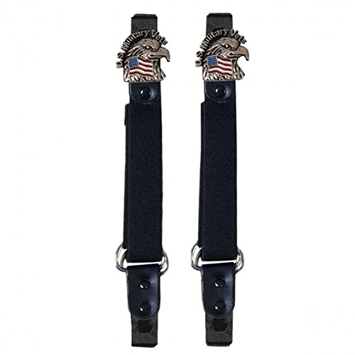 Motorcycle Pant Clip Boot Bungee Riding Straps