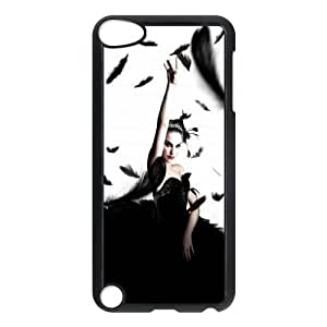 QSWHXN Black Swan Phone Case For Ipod Touch 5 [Pattern-4]