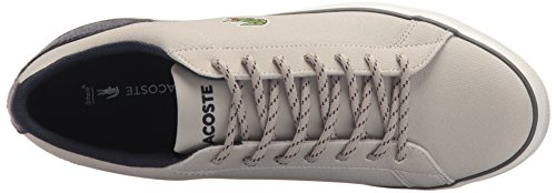 Lacoste Mens Lerond 417 1 Sneaker Grigio Chiaro