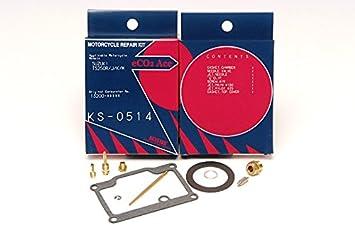 Amazon com: SUZUKI TS250 TS250R KEYSTER CARB KIT 1971-1975