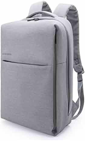 ba31d225c8c2 School backpack lightweight student hot sell outdoor laptop backpack (Grey)