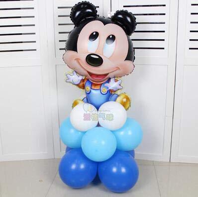 daisy3010 Globos de Feliz cumpleaños - 17 Unidades/Lote ...