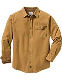 Men's Buck Camp Flannel Shirt