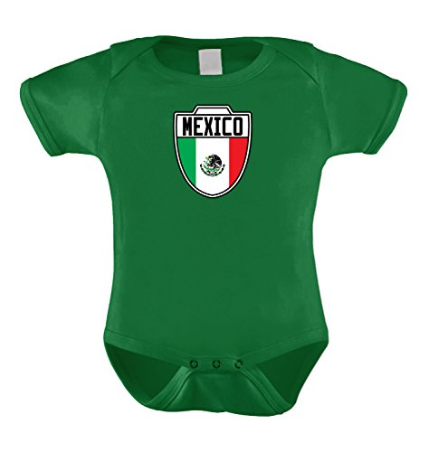 HAASE UNLIMITED Mexico Mexican Bodysuit
