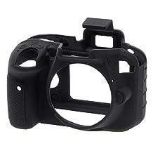 easyCover ECND3300B Camera Case for Nikon D3300, Black