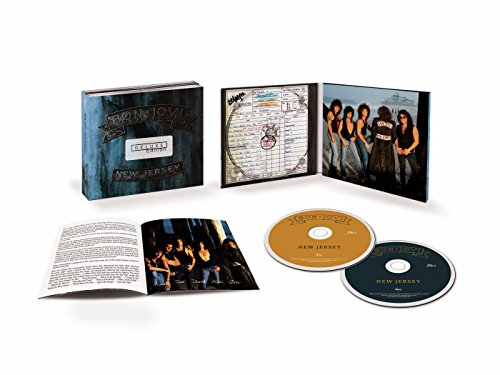 Bon Jovi - New Jersey [2 Cd][deluxe Edition] - Zortam Music