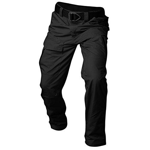 Bold Manner Pantalon Armée Homme Hiver Pants Cargo Camo Combat Militaire Ripstop Poche Tactique Elite Travail Outdoor Sport Camping Casual