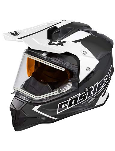snowmobile heated visor - 5