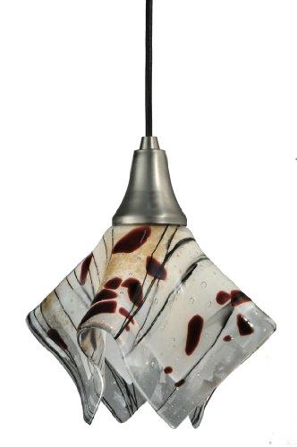 - Meyda Tiffany 110507 Metro Fusion Ramoscelli Handkerchief Mini Pendant, 9