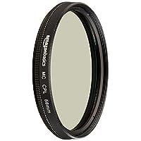 Lente polarizador circular AmazonBasics - 58 mm