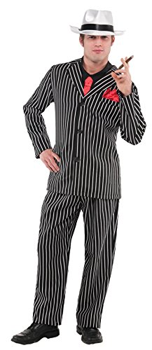 Mob Boss Adult Costume - Large (1920s Gangster Clothing)