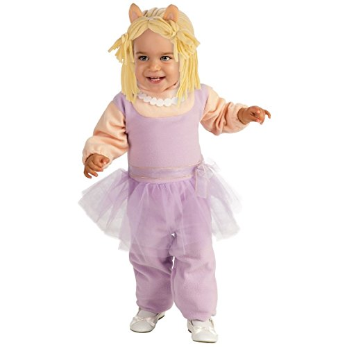 (Missy Piggy EZ-On Romper Costume -)