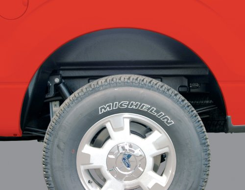 Rugged Liner Rear Wheel Well Liners | WWF25005 | fits 05-08 FordF-250/350 Super Duty (will not fit dually or w/5th wheel), All bed sizes