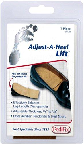 Pedifix Adjust-A-Heel Lift Small 1 ea (Pack of 5)