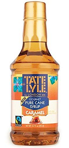 Caramel Pure Cane Syrup [12.7 fl oz] by Tate+Lyle ()
