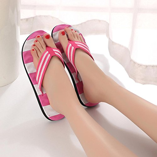 Shoes Shoes Slipper Women Banstore Flip Summer Indoor Pink Beach Outdoor Sandals flops UqZvv