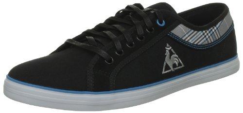 Le Coq Sportif Honfleur Cvs/Colored Pdg - Zapatillas de tela unisex Black/Hawaian Ocean
