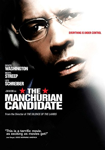 The Manchurian Candidate (Widescreen, Dolby, AC-3, Subtitled, Dubbed)