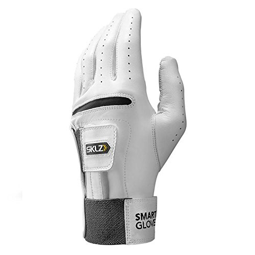 SKLZ Men's Smart Glove Left Hand Golf Glove, Medium