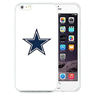 Beautiful And Unique Designed Case For iPhone 6 Plus 5.5 Inch TPU With Dallas Cowboys 9 (2) Phone Case