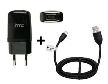Original HTC cable de carga TC-E250 + DC-M410 para One 2 M8 ...